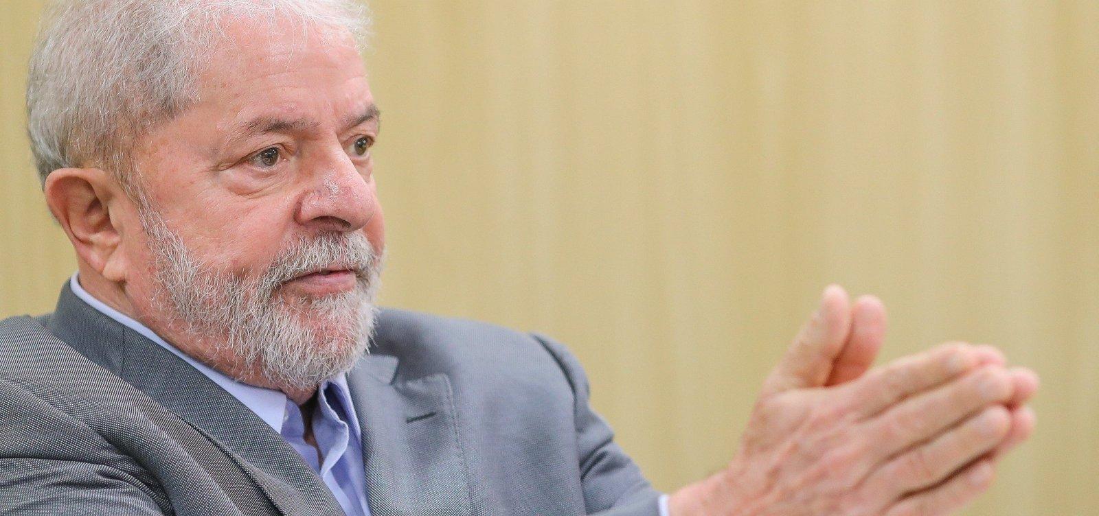 [Recurso de Lula em tribunal da Lava Jato andou mais rápido que 85% dos casos]