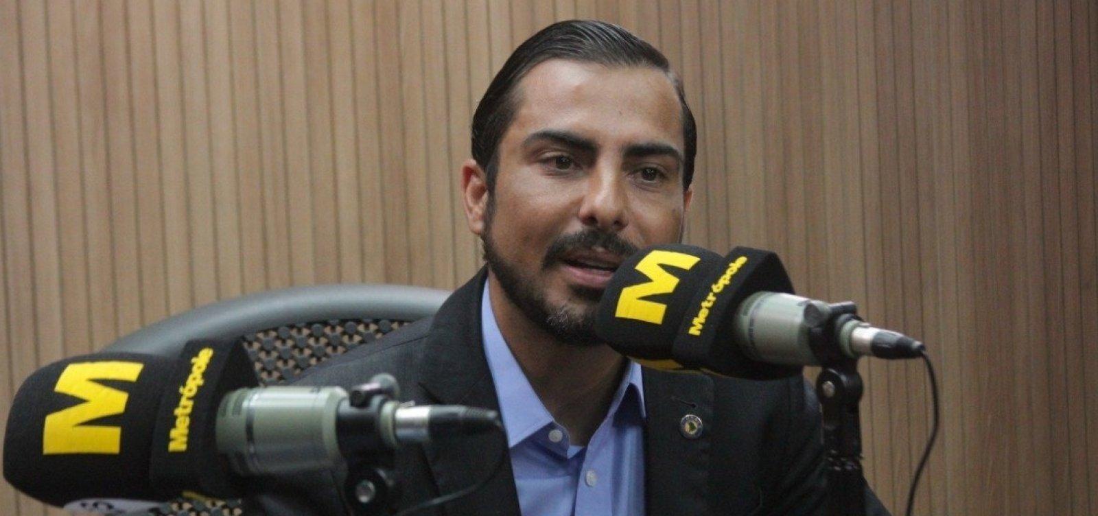 [MP Eleitoral vai recorrer da absolvição de Marcell Moraes pelo TRE-BA]