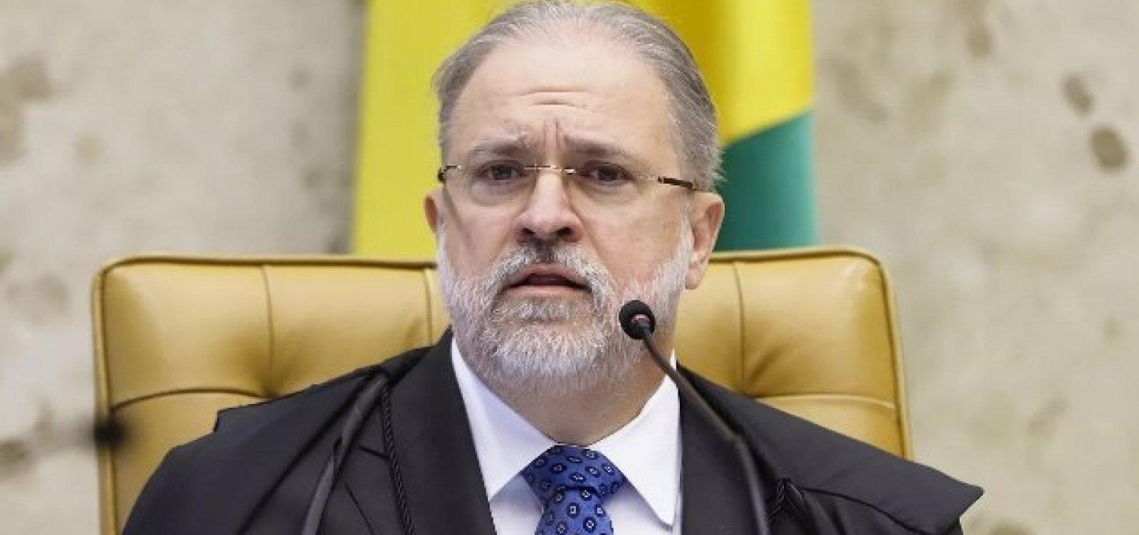[Aras diz que decisão sobre federalização do caso Marielle compete ao STJ]
