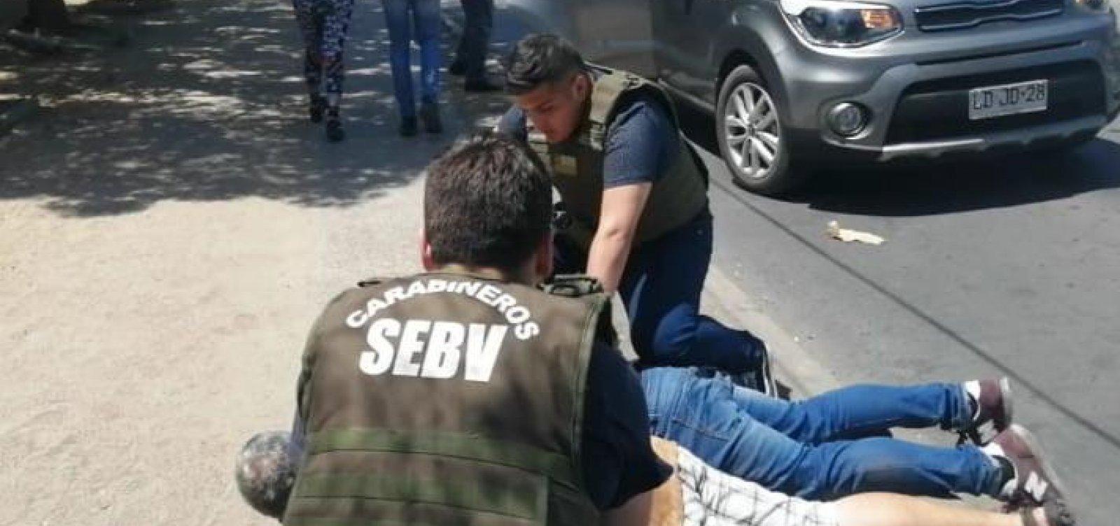 [Relatório registra mais de 20 mortos e 9 mil pessoas presas no Chile]