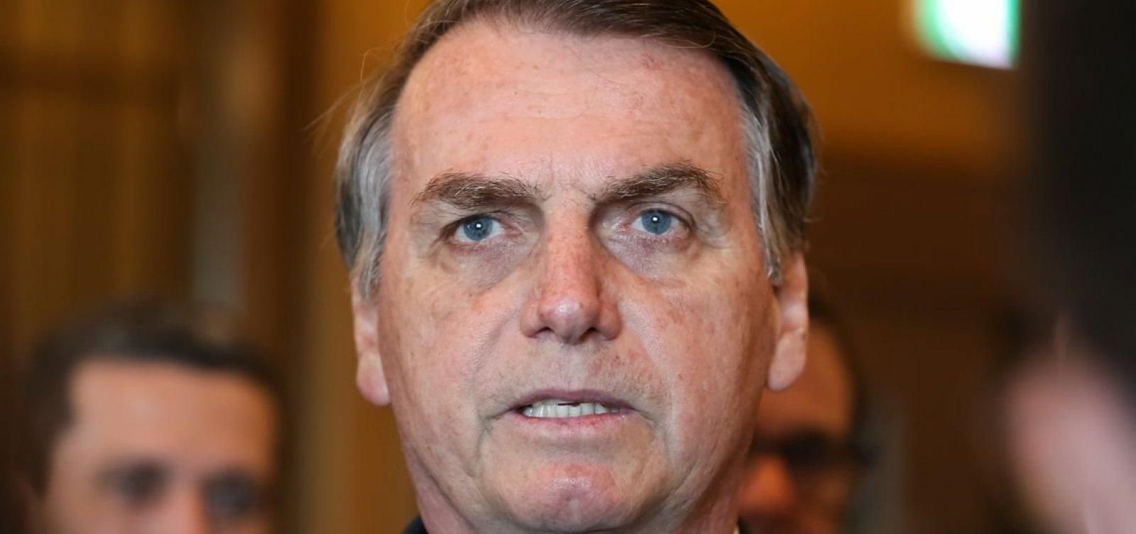 [Bolsonaro diz que porteiro é quem menos tem culpa por citação no caso Marielle]