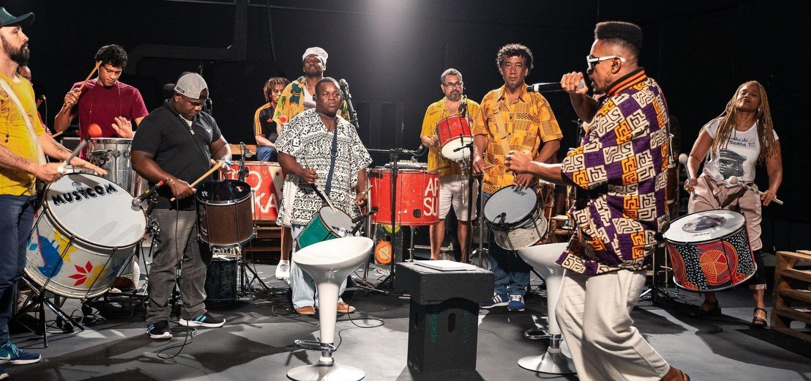 [Rádio Metrópole promove Tributo ao Samba-Reggae no dia dedicado ao ritmo]