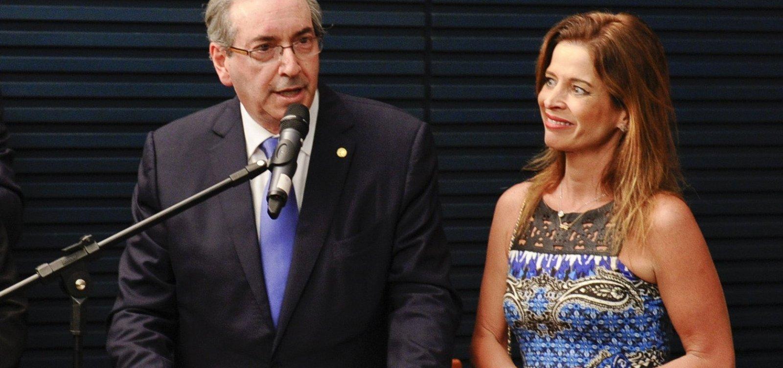 [Eduardo Cunha e Claudia Cruz descobrem juntos suspeita de câncer, diz revista]
