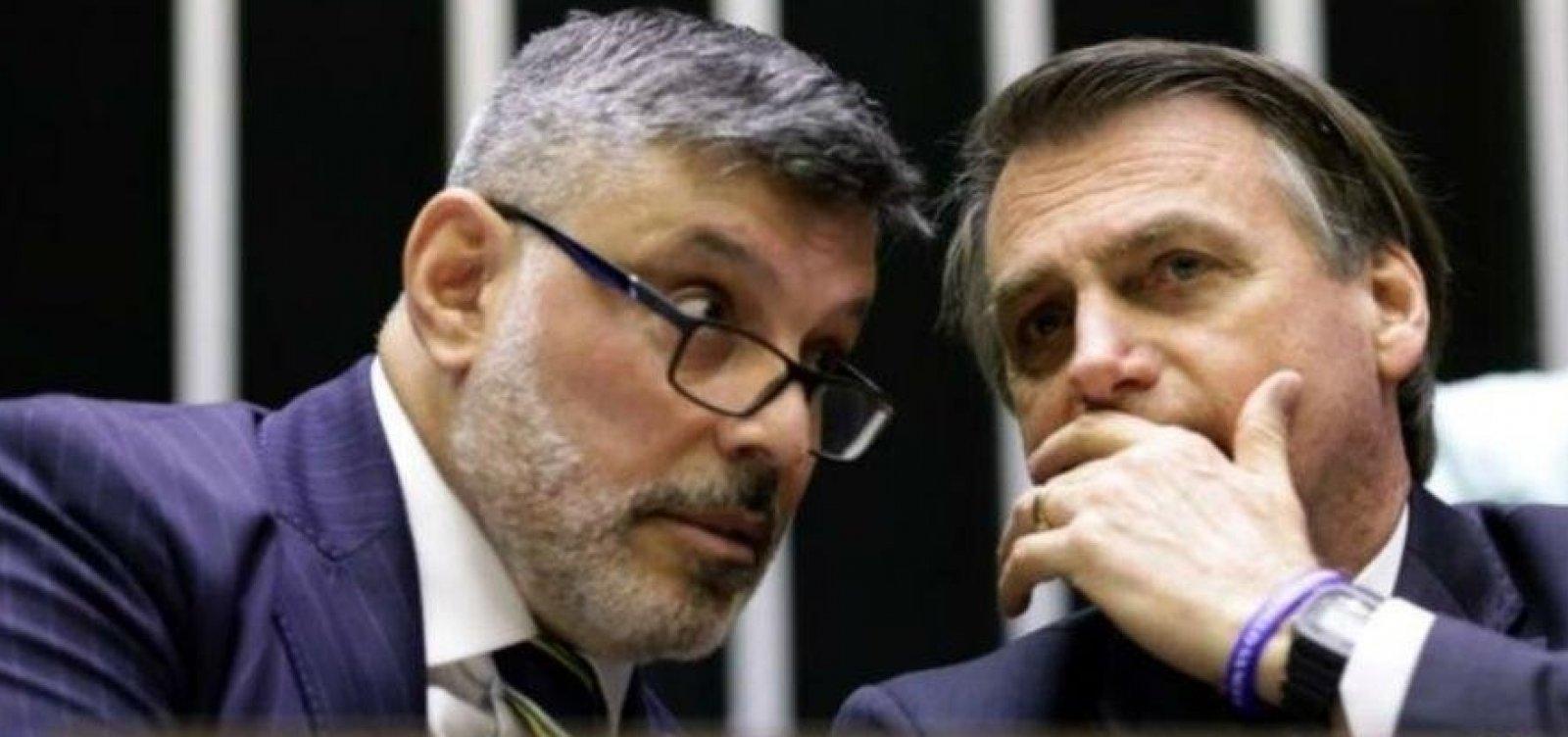 [Frota publica vídeo em que Bolsonaro diz que quer 'continuar transando' com deputado]