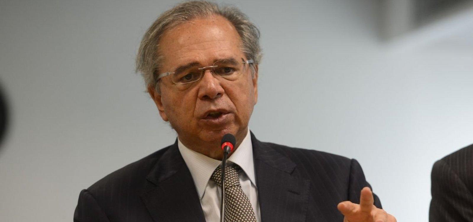 [Guedes quer abater R$ 220 bilhões da dívida pública com fundos federais]
