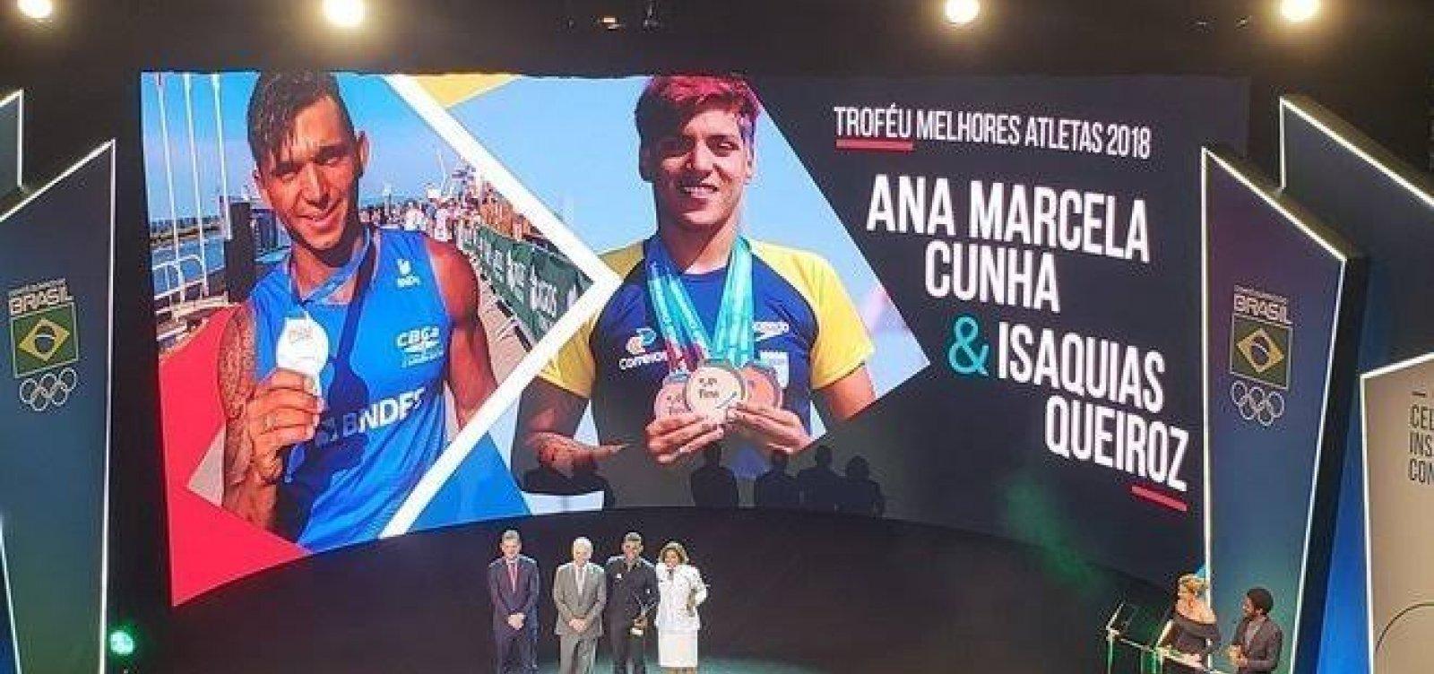 [Três baianos concorrem a melhor atleta de 2019]