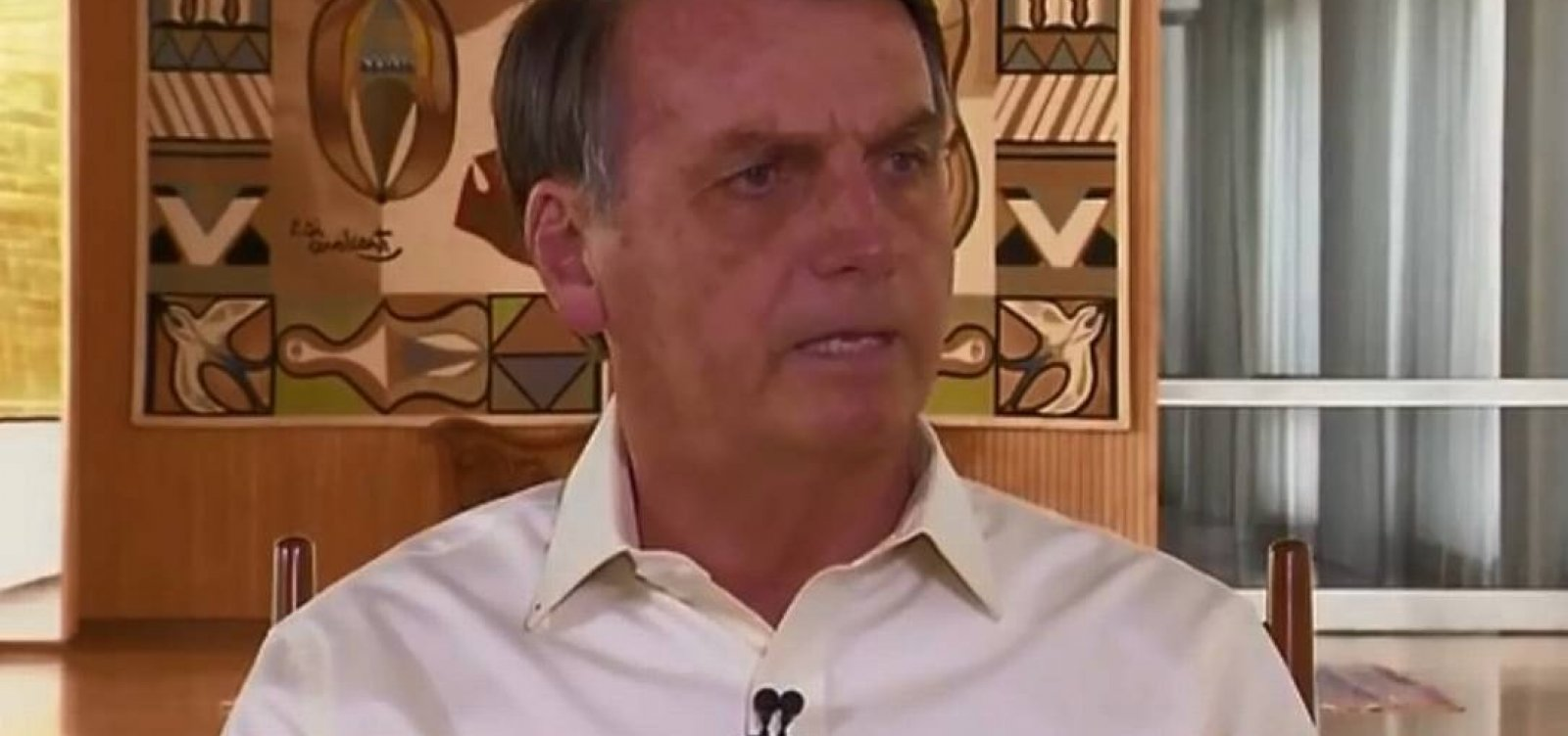 ['O pior está por vir', diz Bolsonaro sobre manchas de óleo no Nordeste]