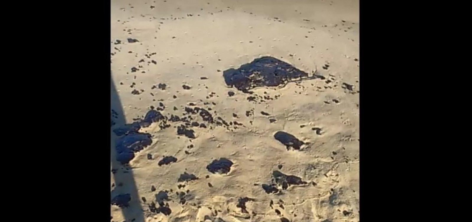 [Cidade de Prado, no extremo sul, é a 27ª atingida por óleo na Bahia]
