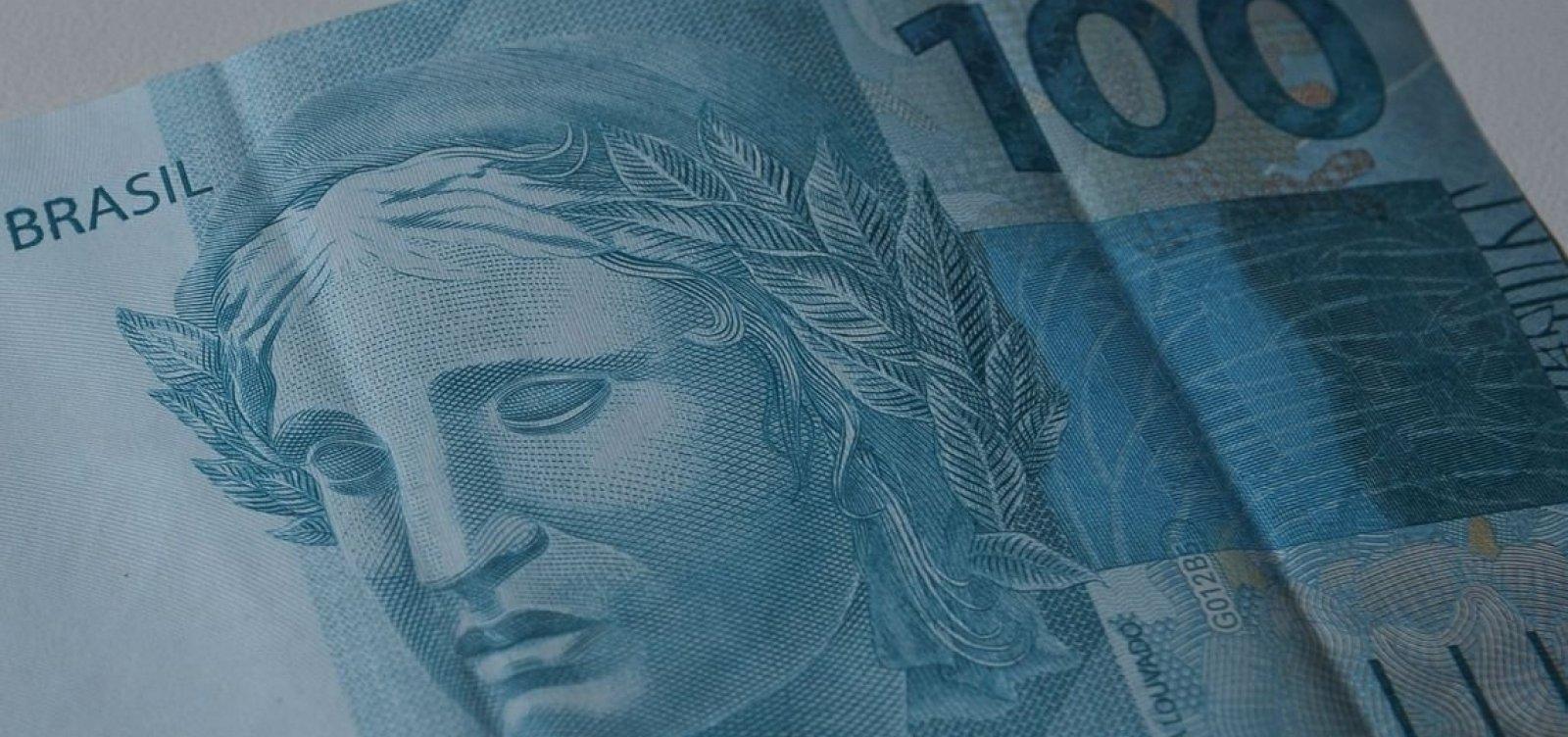 [Previsão de crescimento da economia sobe para 0,92%]