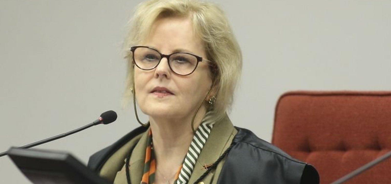 [Lava Jato ocultou informações de Rosa Weber ao pedir apoio em investigação sobre Lula]