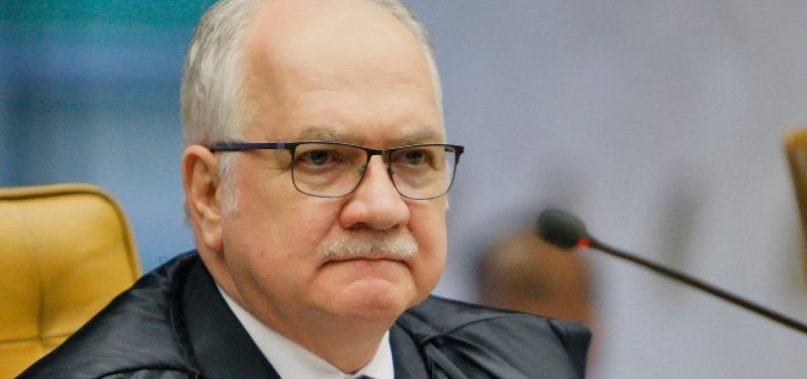 [Senadores e ministro do TCU são alvos de operação da PF autorizada por Fachin]