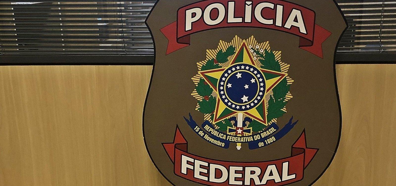 [Polícia Federal faz operação contra tráfico internacional de drogas em aeroporto de São Paulo]