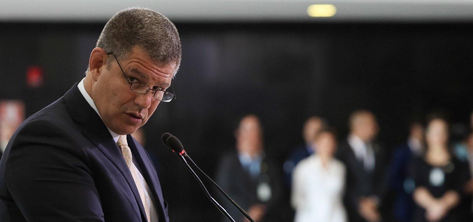 [OAB convida ex-ministro Bebianno para ser assessor especial]