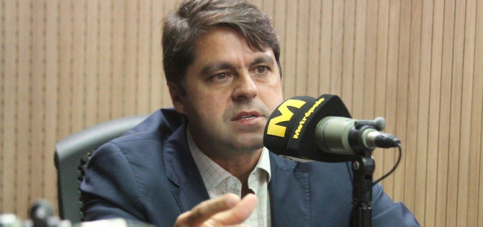[Paulo Câmara diz que esteve 'de malas prontas' para sair do PSDB e que não seria vice em Salvador]