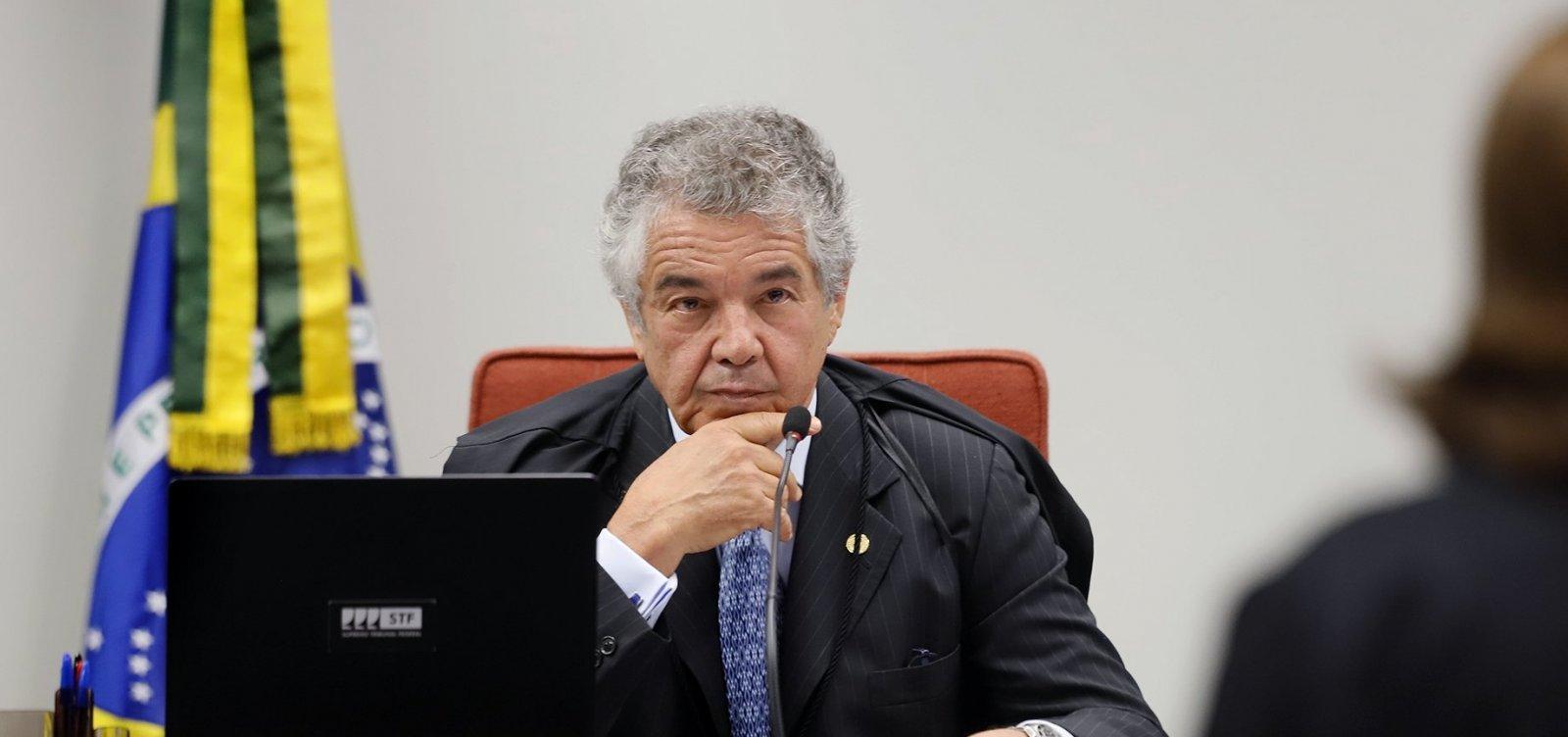 [Marco Aurélio critica advogada baiana por se referir a ministros do STF como 'vocês'; veja]