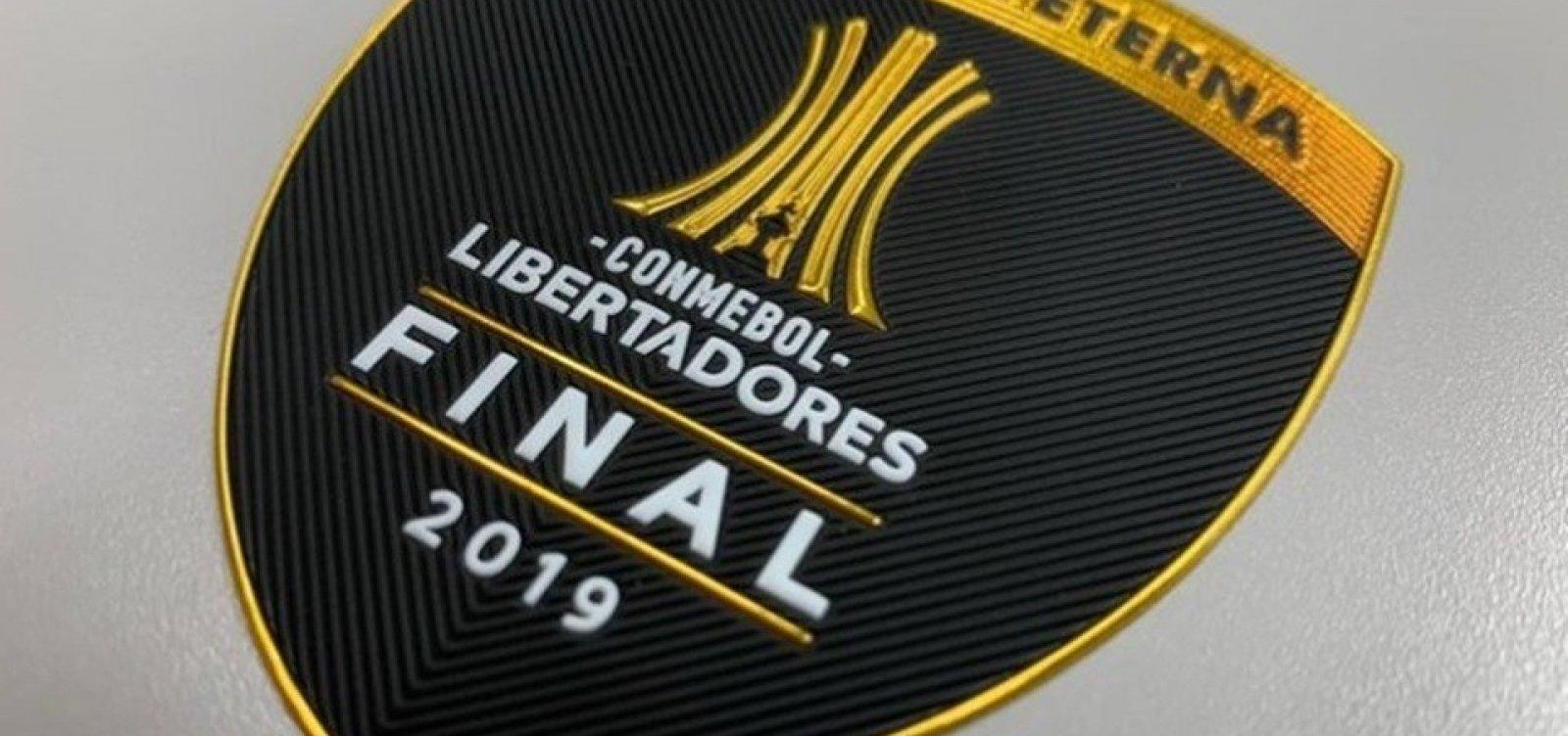 [Após mudança para Lima, valor de ingressos para final da Libertadores será devolvido]