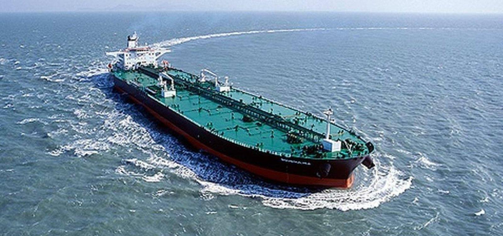 [Mais 4 navios gregos são suspeitos de terem vazado óleo]