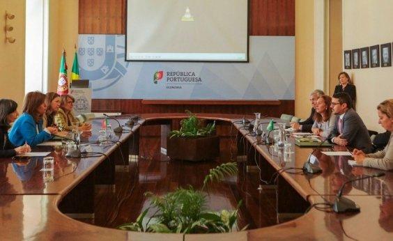 [Bahia e Portugal discutem implantação do programa de requalificação Revive]