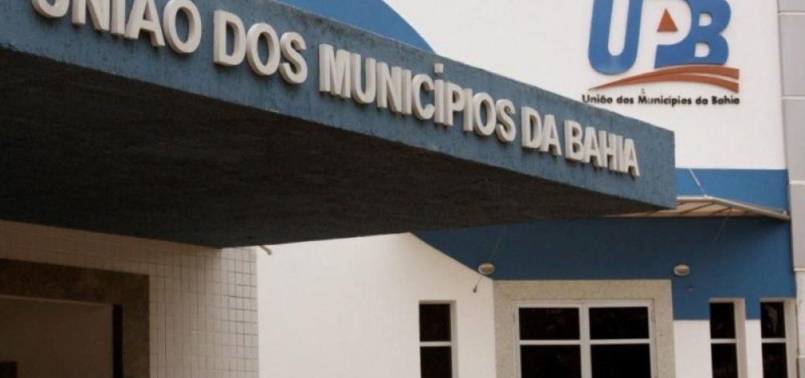 [Prefeitos baianos criticam extinção de municípios: 'É uma proposta equivocada']