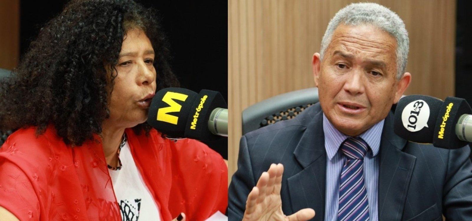 [Vereadora critica Neto e aliado do prefeito rebate: 'Não acompanha a evolução da cidade']