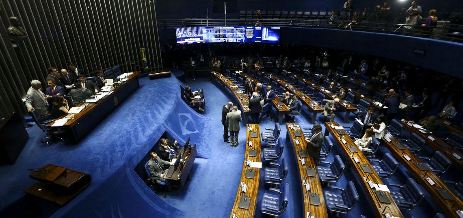 [Senado aprova texto-base da PEC paralela da Previdência em primeiro turno]