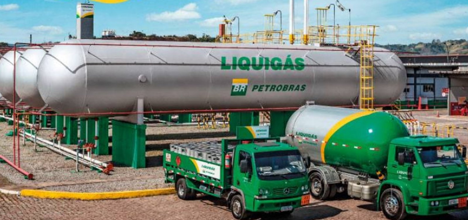 [Petrobras recebe oferta finalde R$ 3,7 bilhões pela Liquigás]