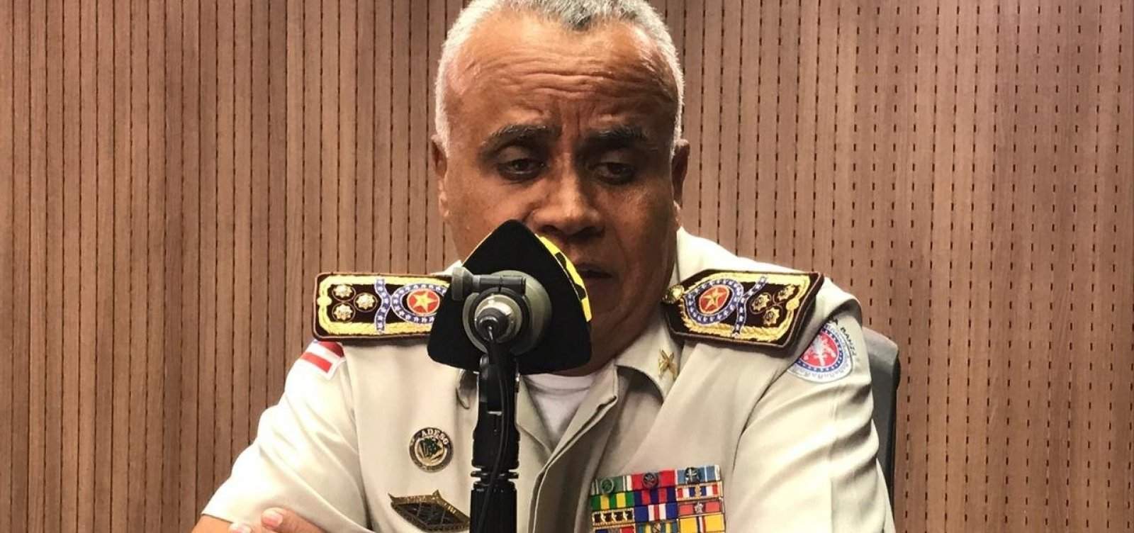 ['Pacote anticrime não será solução de todos os delitos', avalia comandante da PM-BA]