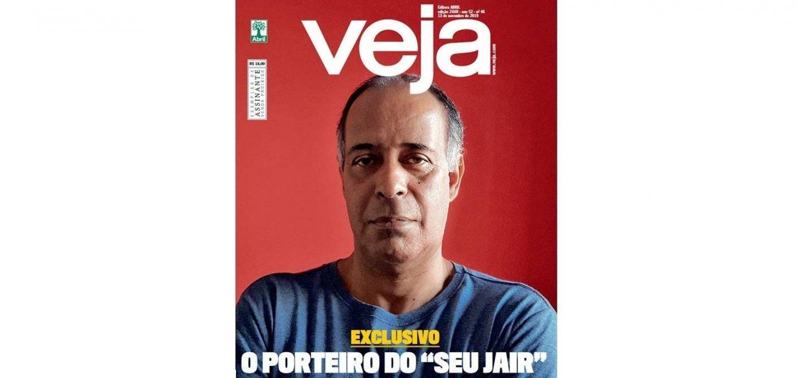 [Porteiro que teria mentido sobre Bolsonaro é localizado e vive em área da zona oeste do Rio]