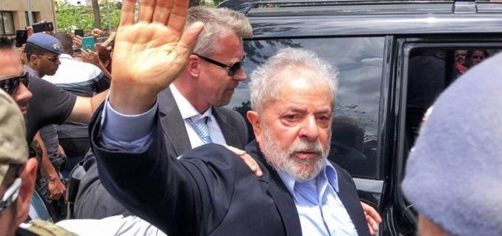 [Confira cinco perguntas e respostas sobre a situação de Lula]