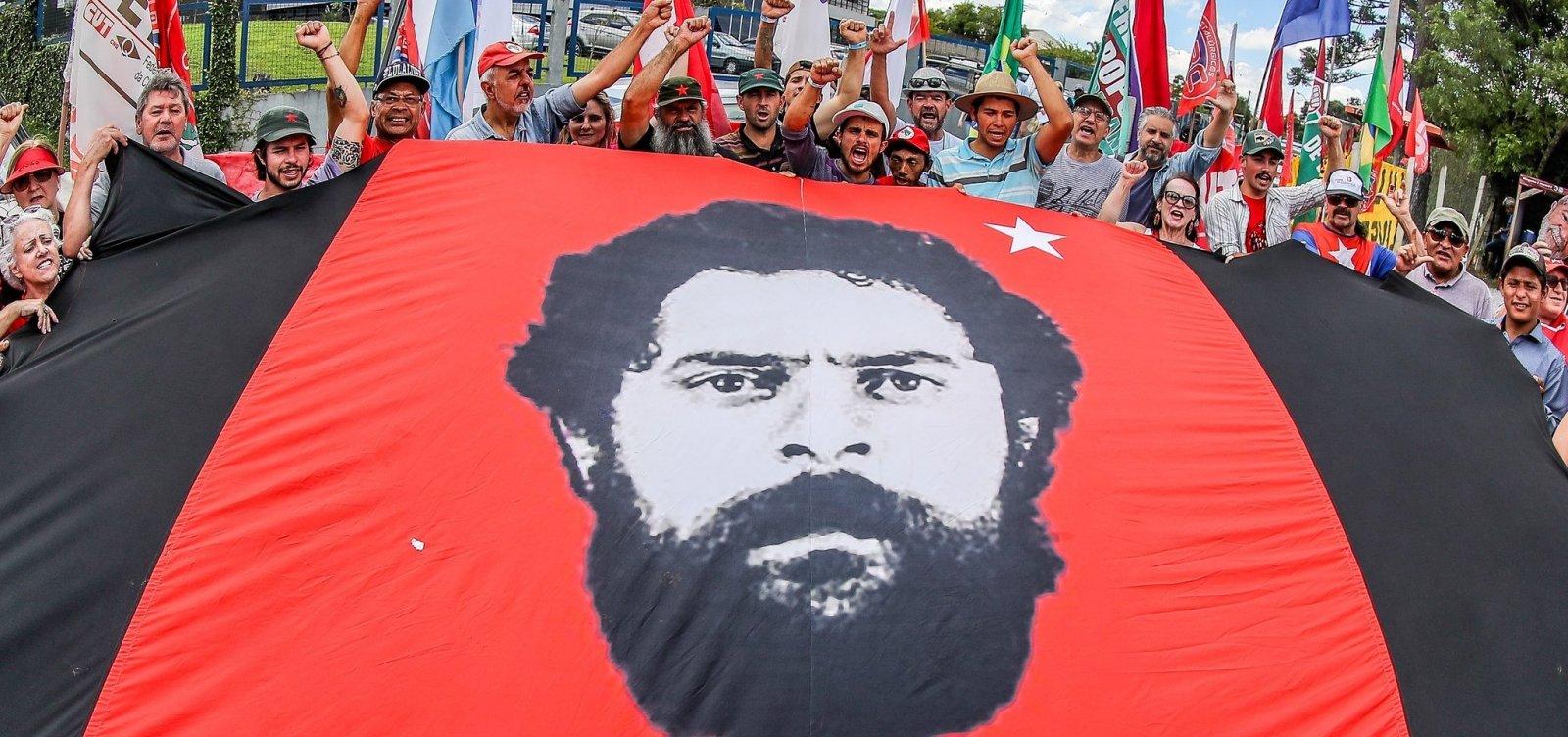 [PT planeja agenda política após possível soltura de Lula]