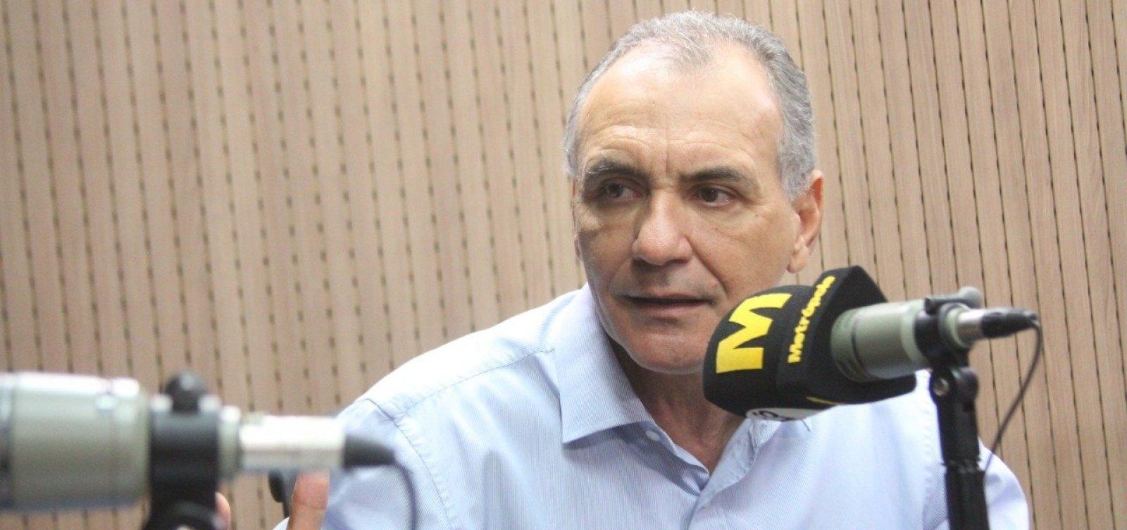 [Pelegrino diz que alianças de ACM Neto 'trouxeram repercussão negativa para Salvador']
