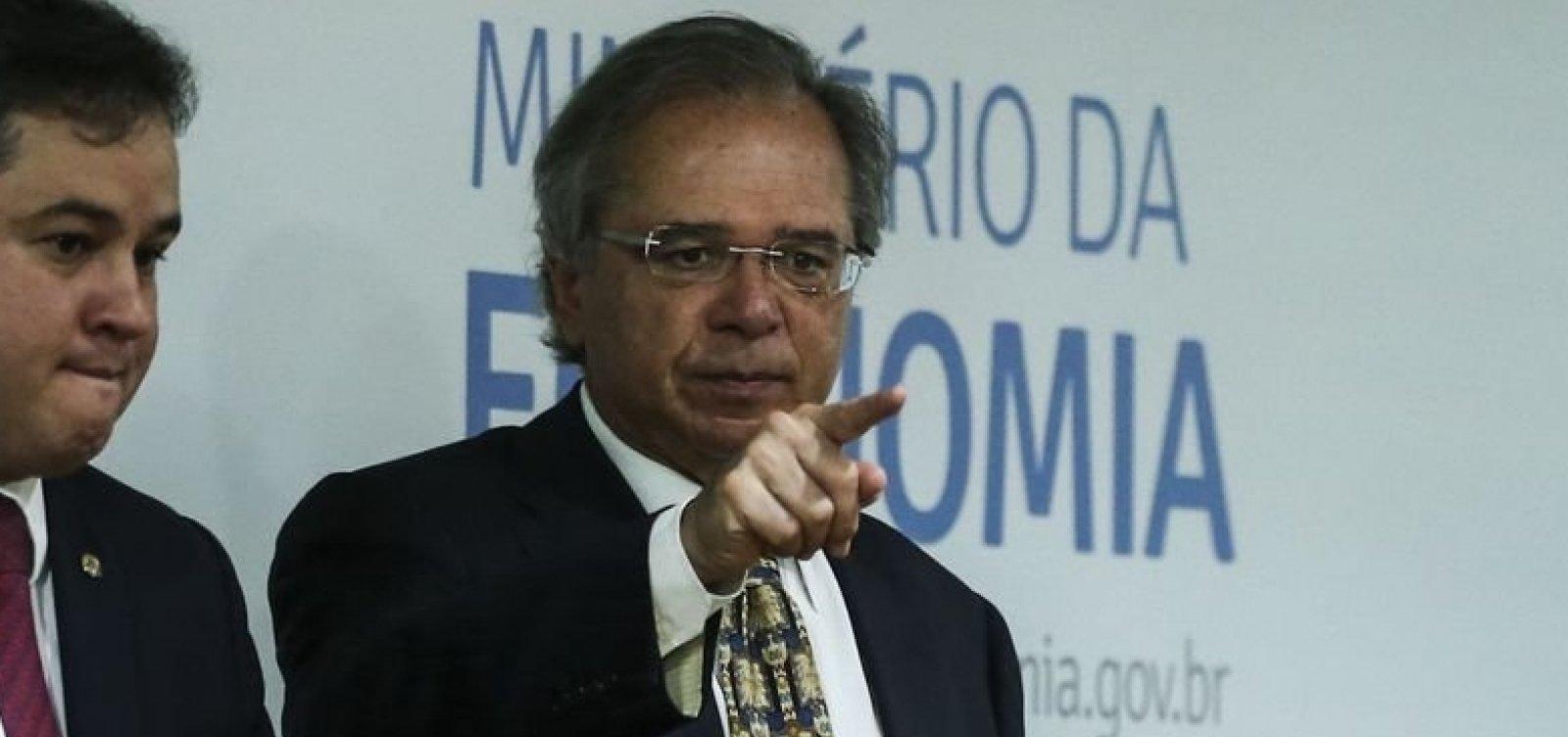['Queremos fazer a transformação do Estado brasileiro', afirma Guedes]