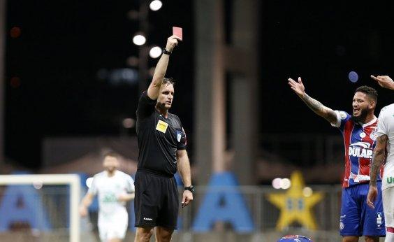 [Após cinco jogos sem vencer, chances de classificação do Bahia para Libertadores caem a 2,4%]