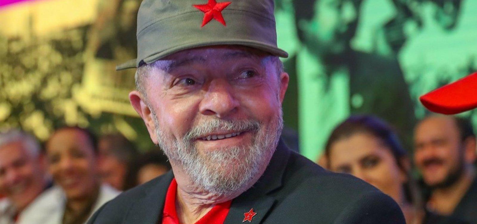 [Representantes do PT na Bahia comemoram liberdade de Lula e reforçam sua inocência]