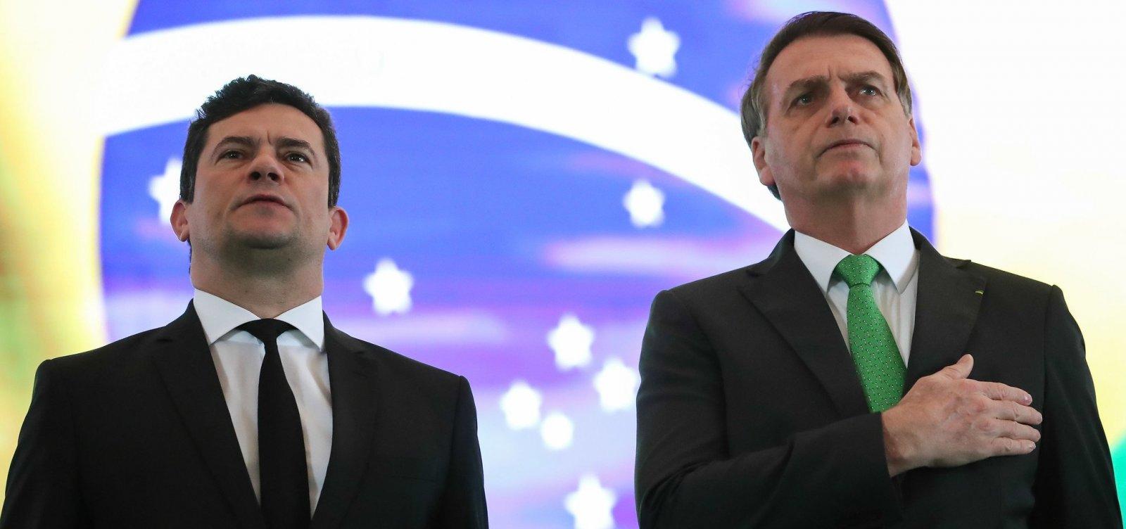 ['Decisão do STF deve ser respeitada, mas pode ser alterada', diz Sérgio Moro]