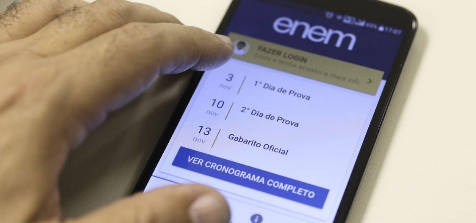 [PF investiga irregularidades no Enem na Bahia e no Rio]