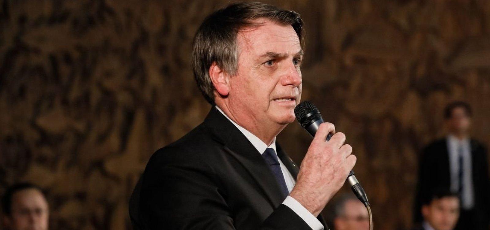 [Bolsonaro transfere mais 7 órgãos de cultura para o Turismo]