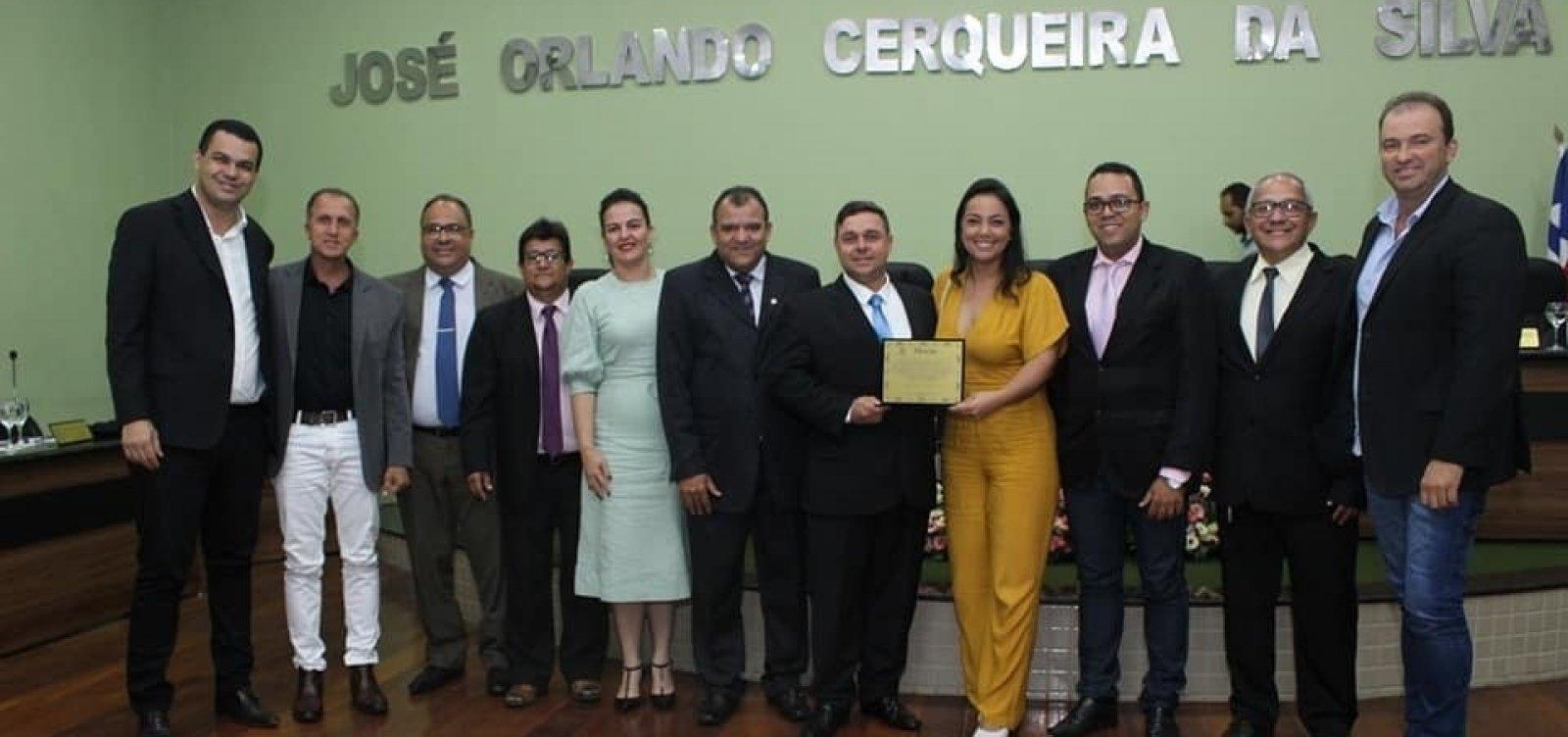 [Amargosa: Presidente do PSD local declara apoio a Maira Barreto e acirra disputa]
