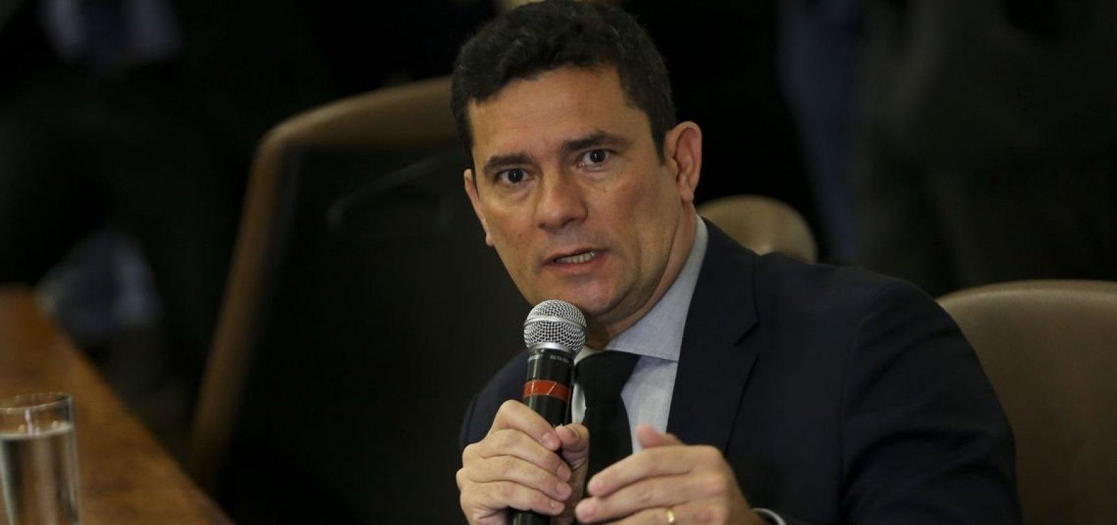 [Chamado de 'canalha' por Lula, Moro diz que não responde a 'criminosos']