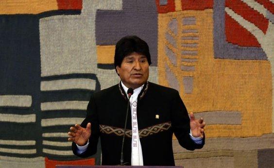 [OEA diz que houve fraudes em eleições na Bolívia e recomenda nova votação]