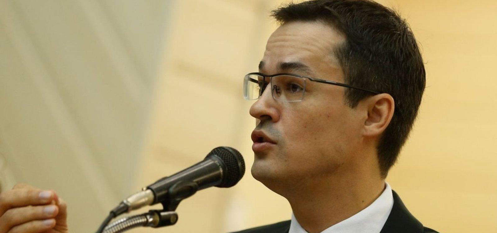 [Deputados acusam Dallagnol de 'instrumentalizar' acordo da Petrobras com os EUA]