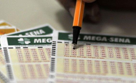 [Mega-Sena acumula e próximo concurso deve pagar R$ 6,5 mi]