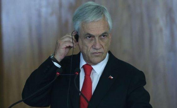[Chile anuncia processo para nova Constituição]