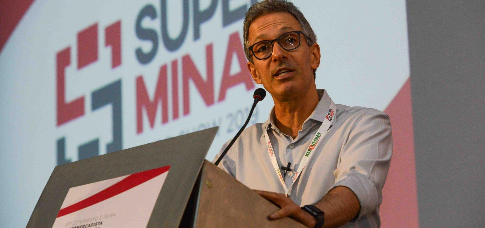 [Constituição deixou Brasil 'um tanto quanto ingovernável', diz governador de Minas]