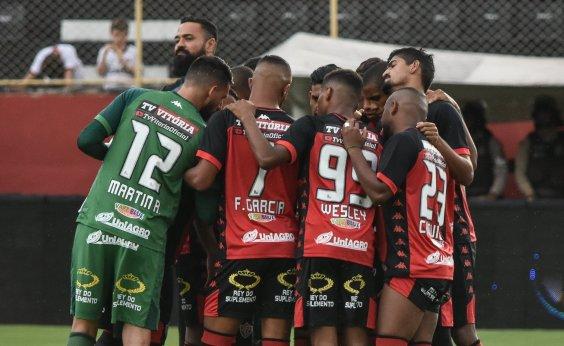 [Com quatro retornos, Geninho relaciona time do Vitória que vai encarar o CRB]