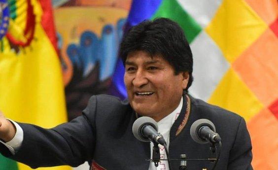 [Evo Morales aceita asilo oferecido pelo México]
