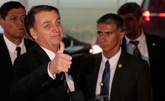 [Bolsonaro oficializa saída do PSL]