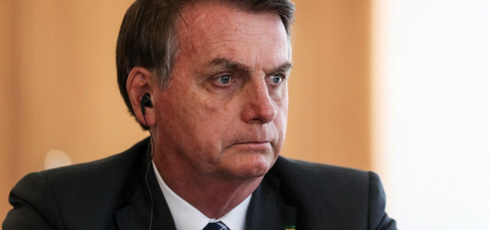 [Bolsonaro a Príncipe: 'Você deveria ter sido meu vice, e não esse Mourão aí']