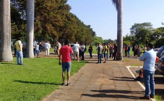 [Embaixada da Venezuela em Brasília é invadida por simpatizantes de Guaidó]
