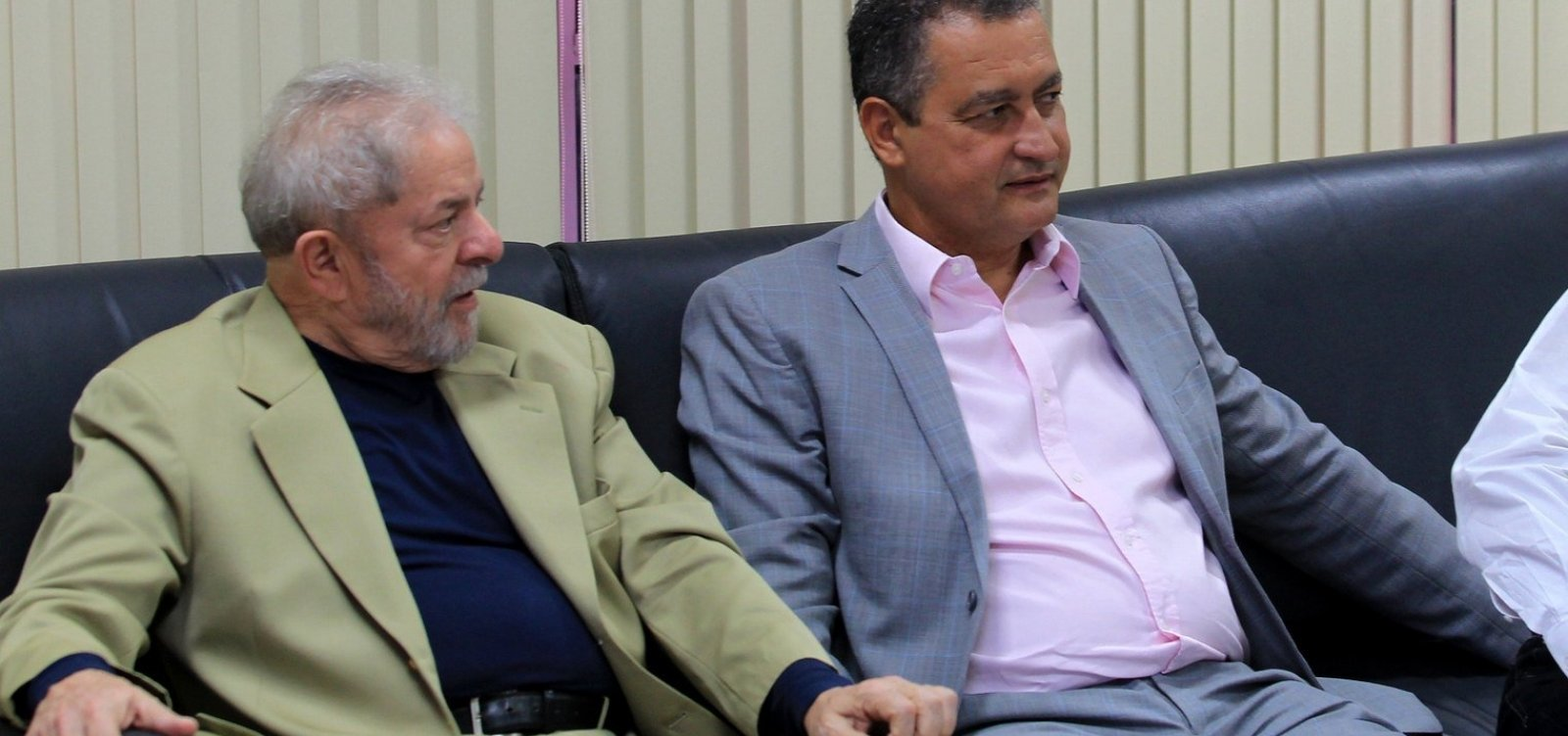 [Rui vai jantar com Lula e governadores do Nordeste no Palácio de Ondina]
